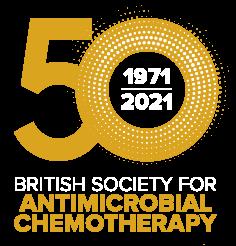 BSAC 50th anniversary logo
